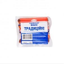 Сосиски Европродукт Традиционные п/а 1с400г