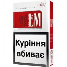 Сигареты L&M !!!КРАСНЫЙ!!!