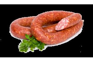 Колбаса полукопченая/сырокопченая